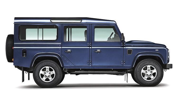 Каталог запчастей Land Rover , Microcat