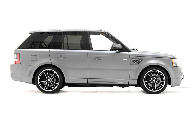 Каталог запчастей Land Rover, Microcat on-line