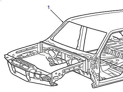 1997 Range Rover P 38